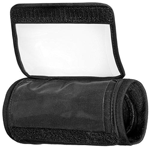 Fanatical Sports Premium Handgelenktrainer – Triple Playbook Armband (Erwachsene), Schwarz