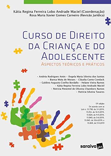 Curso de Direito da Criança e do Adolescente - 13ª Edição 2021