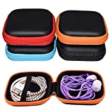 Kopfhörer Tasche, INTVN Universal Tasche Klein Platz kopfhörer-Tasche Mini Hardcase...