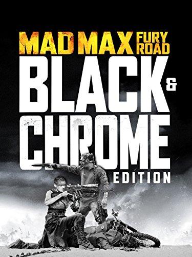 Mad Max: Fury Road (Black & Chrome Edition) [dt./OV]