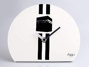 Table Clock Lines Kaabah - Beige