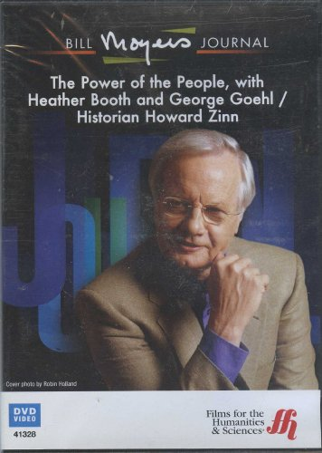 Bill Moyers Journal: The Power of the People, with Heather Booth Americans for Financial Reform and George Goehl / Historian Howard Zinn