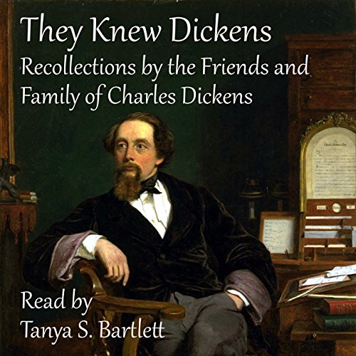 They Knew Dickens audiobook cover art