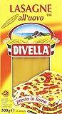 Divella Lasagne all'Uovo, 500g...