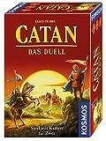 KOSMOS 693732 - CATAN - Das Duell, Strategiespiel, Spiel mit Karten für 2 Spieler