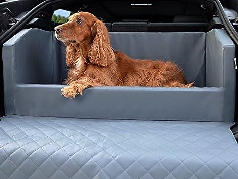 Padsforall Mypado Travelmat Plus Kofferraum Hundebett Fürs Auto Visco Spezialschaumstoff Kunstleder Versch Größen Farben