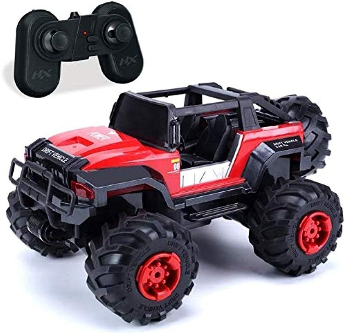 老朽化した活気づけるアミューズWangch 午前1時14分充電式クライミング電気子供のおもちゃのモデルカー、良いオフロードクライミングのパフォーマンス、子供の教育玩具カーモデル、充電式高速リモートコントロールカー