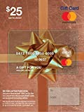 $25 Mastercard Gift Card (plus $3.95 Purchase Fee)
