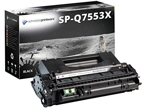 Schneider-Business Toner 50% mehr Leistung kompatibel zu Q7553X für HP Laserjet M272NF MFP P2014 P2015 P2015dn P2015n P2015X