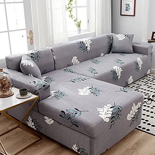 ASCV Farbmuster Sofabezug Elastic Universal Sofabezug Sofa Elastic Pet Kinderschutzbezug Refresh Old Sofa A21 3-Sitzer