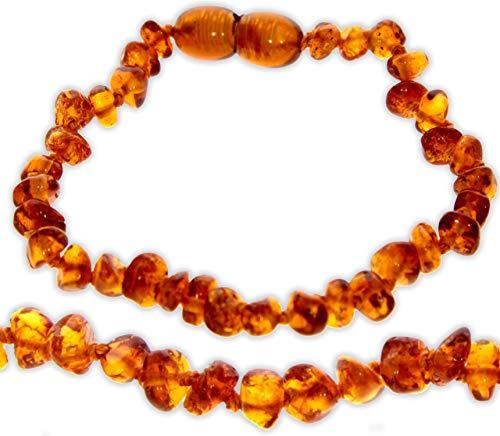 SilverAmber Jewellery UK Mujer    No metálico    Orange Amber
