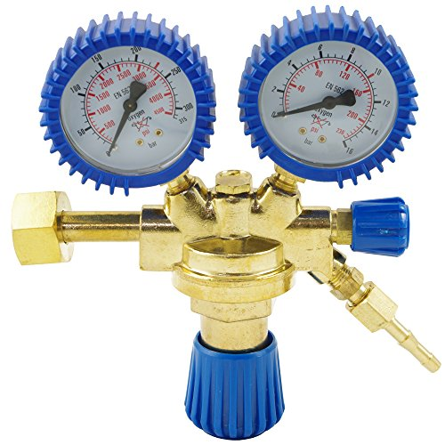 Druckminderer Druckregler für Sauerstoff (O2)