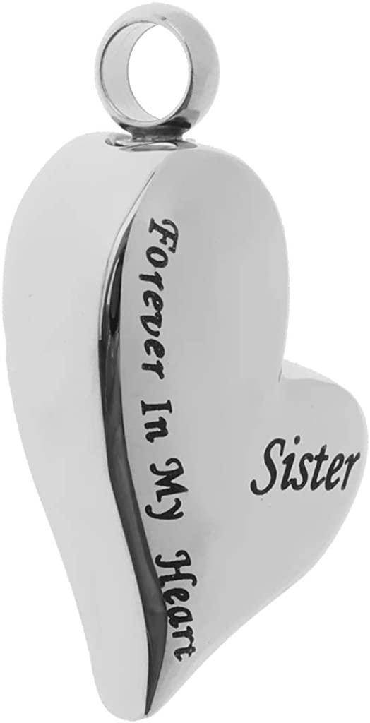D DOLITY Forever Tucson Mall in My Heart Perfume Gift Family Pendant Ash Urn Max 46% OFF