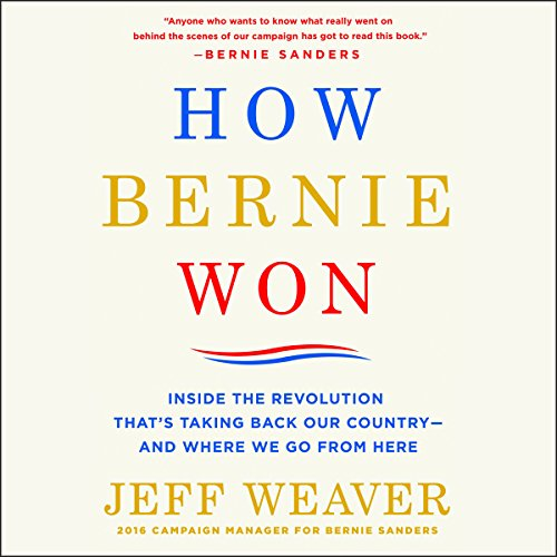 How Bernie Won  By  cover art