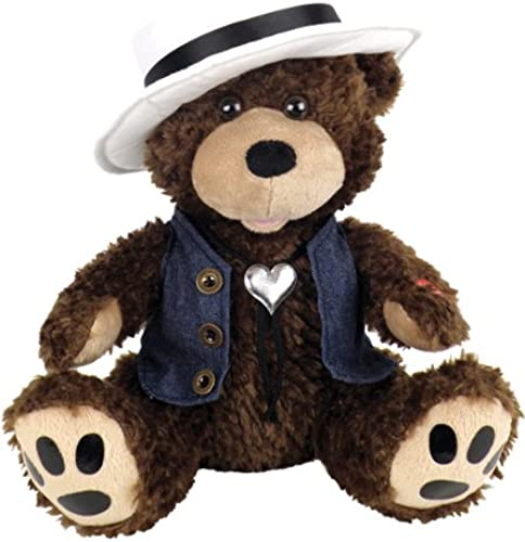 Chantilly Lane 12  Grizz Lee Bear with Hat and Best Sings  Through the Years