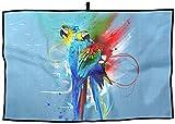 VLOOQ-HX Parrot Femmes Hommes Classique Multifonctionnel Bandanas Sports Magic...