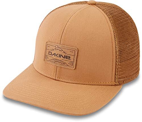 Dakine Unisex Peak to Peak Trucker Hat, Caramel