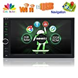 Android Car Radio Android 8.1 Double Din Car Stereo with Bluetooth 2 Din