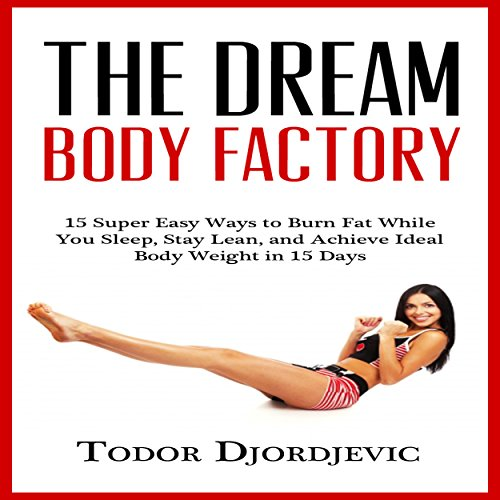 The Dream Body Factory cover art