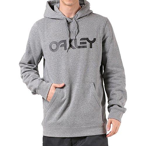 Preisvergleich Produktbild Oakley Herren Pullovers DWR FP P / O Hoodie,  Athletic Heather Grey,  S,  461396A24GS