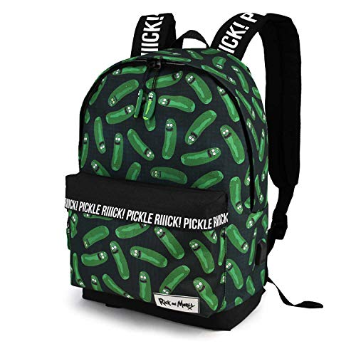 Karactermania Rick y Morty Color - Mochila HS, Multicolor