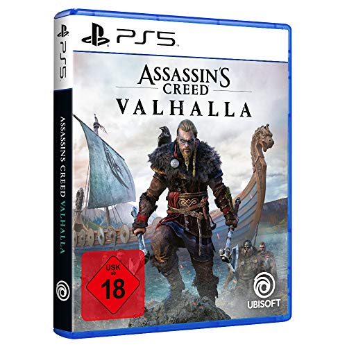 Assassin's Creed Valhalla - Standard Edition - [PlayStation 5] [Edizione: Germania]