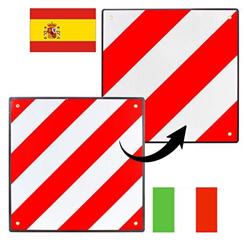 EINFEBEN Warntafel für Italien und...