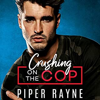 Crushing on the Cop audiobook cover art