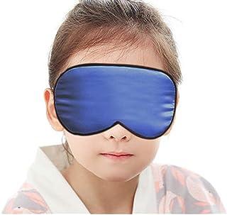 Asdfnfa (Two Pairs) Children's Silk Eye mask Sleep Breathable Female Cartoon Baby Baby Child Student Lunch Break Sleeping Shade Blindfold asdfnfa (Style : 1)