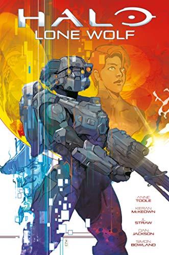 Toole, A: Halo: Lone Wolf [Idioma Inglés]