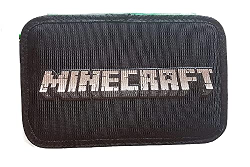 Astuccio Escuela compatible con Minecraft, completo triple producto oficial