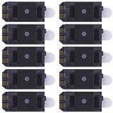 WANGZHEXIA Lot de 10 écouteurs intra-auriculaires pour Samsung Galaxy J3 SM-J330