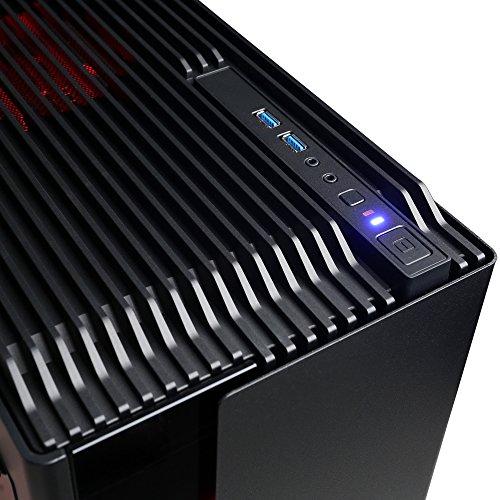 Ordinateur de Bureau CYBERPOWERPC Gamer Xtreme VR avec processeur Intel i7-8700K - 4