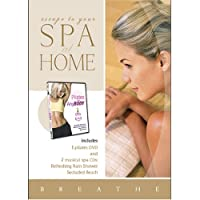 Escape to Your Own Spa at Home: Pilates for Anybod [DVD] [Import]