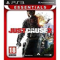 Deep Silver Just Cause 2 Essentials, PS3 Essentials PlayStation 3 Francés vídeo - Juego (PS3, PlayStation 3, Acción / Aventura, M (Maduro))