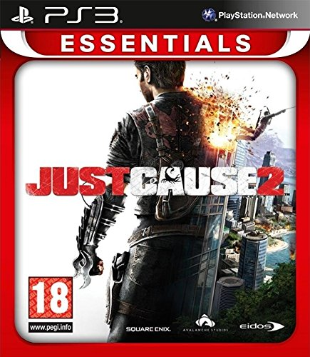 Deep Silver Just Cause 2 Essentials, PS3 Essentials PlayStation 3 Francese videogioco