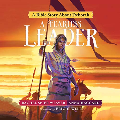 A Fearless Leader audiobook cover art