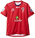 BLK Queensland Reds 2014 - Maillot Réplique de Rugby Super 15 A Domicile Rouge