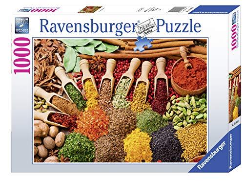 Ravensburger Puzzle 1000 Teile - Gewürze und Kräuter - Puzzle für Erwachsene und Kinder ab 14 Jahren, Amazon Sonderedition