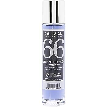 CARAVAN FRAGANCIAS nº 66 - Eau de Parfum con vaporizador para Hombre - 150 ml: Amazon.es: Belleza