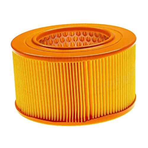 vhbw Filtro (1x filtro de aire) compatible con Hatz Supra 1D20, 1D30, 1D31, 1D40, 1D41, 1D41S, 1D50 motor para placas de vibración, compresor