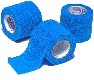 Coflex NL Elastic Bandage Blue 2'' 3/pkg Latex Free