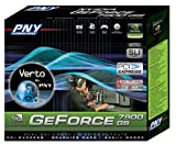 PNY Nvidia GeForce 7900 GS 256MB GDDR3 PCI Express Graphics Card