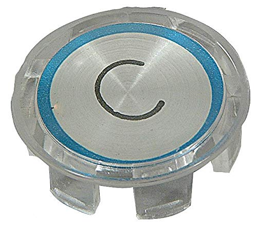BRASSCRAFT Cold Index Button for Kohler Faucets