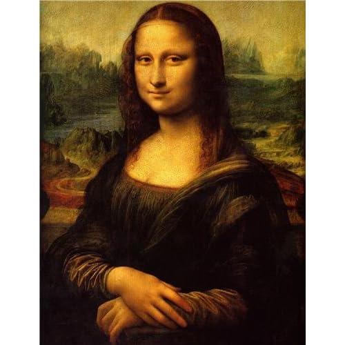 Leonardo Da Vinci Painting Art
