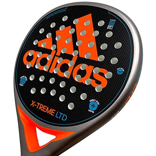 Adidas - Racchetta da paddle, mod. X-Treme LTD, colore arancione