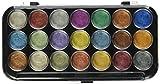 Yasutomo Pittura ad acquerello perlescente dolci Colori 21/Pkg-assortiti