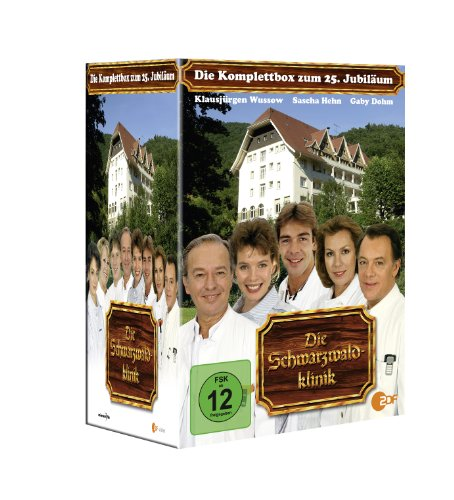 Staffel 1-6 - Komplettbox (24 DVDs)