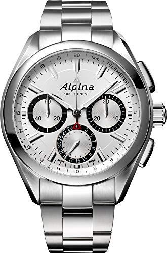 Alpina Geneve Alpiner 4 Flyback Chronograph AL-760SB5AQ6B Cronografo...