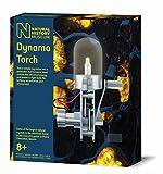 4m 4147Einladungen im Natural History Museum Dynamo Taschenlampe -
